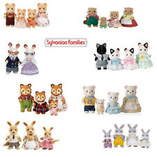 Sylvanian Families Family selection