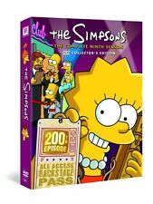 The Simpsons Season 9 [DVD] By The Simpsons DVD Region:2 Discs:4 Animation New