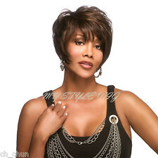 VIVICA A FOX Synthetic Pure Stretch Wig - MOORE - V