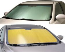 Chevrolet SILVER GOLD Custom Fit Sun Shade Heat Windshield SunScreen Shield L-Z