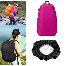 Outdoor Travel Hiking Camping Waterproof Dust Rain Cover 45L Backpack Rucksack