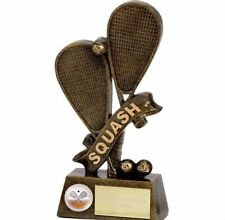 Pinnacle Squash Trophy in 2 Sizes  with Free Engraving up to 30 Letters
