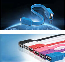 Noodles Micro USB Host OTG Cable Adapter For Samsung Galaxy S3/4 Note2 Sony TGS