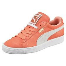 PUMA SUEDE CLASSIC WN'S PASTEL PACK 355462 33 DESERT FLOWER PINK/WHITE - CASUAL