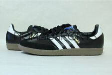 "ADIDAS SAMBA ""BLACK GUM"" G17100 MENS SIZES"