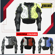 Motorbike Motocross Motorcycle Enduro Body Armour Protection Spine Protector CE