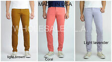 Skinny Jeans for Men stretch skinny pants  Made in America. 98%cotton 2% spandex