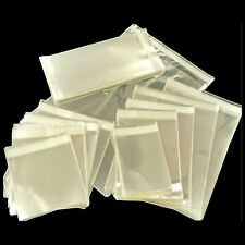 Clear Cellophane Display Bags for Greeting Cards - Self Seal Plastic Cello Bag