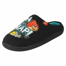 Mens Angry Birds Slippers Angry Birds 'Oh Snap!'