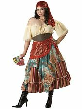 Fortune Teller Elite Women's Plus Costume