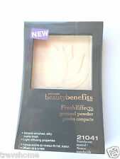Wet N Wild USA Beauty Benefits Fresh Effects Pressed Powder Foundation