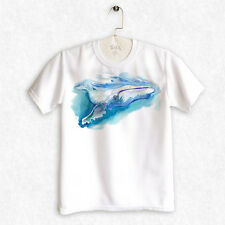 NEW Blue Whale New Fashion women casual Tops T-Shirt