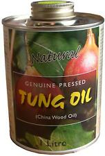 Organoil Tung Oil Natural Sealant 1 litre FREE Postage