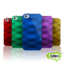 Checky Pattern Protective Hard Shell Snap on iPhone 4 Case / Cover