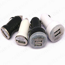 Lot 1 3 5 10 Dual 2 Port USB Car Charger Adapter For iPhone 6 Plus 5S i Pad Air