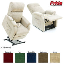 Pride C1 Petite Rise And Recline Chair
