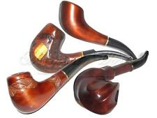 New HAND CARVED Modern Tobacco SMOKING PIPE PIPES PEAR * For Choice * Handmade