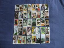 BROOKE BOND TEA CARDS:POLICE FILE 1977:BUY INDIVIDUALLY NO's 1 - 40