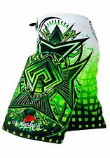 NEW MEN'S SURF BOARDSHORTS BOARDIE SURFING SHORTS CASUAL ART SIZE 30 32 34 36 38