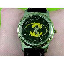 WHOLESALE DC BATMAN Child Kids Boy Men Fashion Wrist Watch + PENDANT
