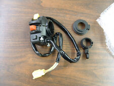 ARCTIC CAT ATV left switch assembly