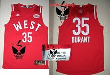 offical licensed 2016  ADIDAS kevin durant Jersey NBA All Star Game toronto OKC