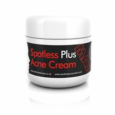 #1 SPOTLESS MAX  Ultra Acne Cream Extreme Spots Fast Treatment Clear Skin Strong