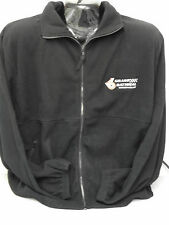 GM LICENSED BUICK GRAND NATIONAL INTERCOOLED ICEBERG FLEECE FULL ZIP JACKET