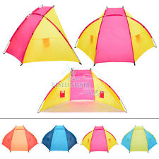 Outdoor Beach Canopy Sun Umbrella Portable Fishing Camping Shelter Tent 4 Colors