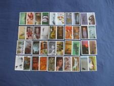 BROOKE BOND DOUBLE TEA CARDS:UNEXPLAINED MYSTERIES:No's1-40 BUY INDIVIDUALLY
