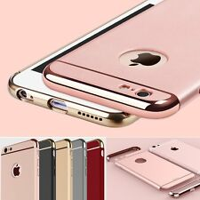 Luxury Plating Shockproof Back Arylic Case Cover for iPhone 6 4.7''&6 Plus 5.5'