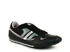 Diesel GUNNER Athletic Mens Casual Fashion Black Leather Suede Shoe Sneaker