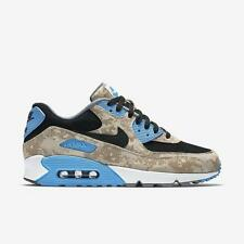 NIKE AIR MAX 90 PREMIUM DIGI CAMO 700155 200 GOLDEN/BLACK-RATTAN-LEMON DROP-BLUE