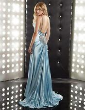 JASZ COUTURE 4358 Formal Prom Pageant Gown Sizes 2-8 AUTHENTIC NWT
