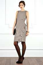 Coast Mink Irah Shift Dress RRP £110