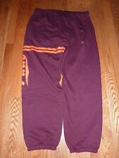 "VICTORIAS SECRET PINK CAMPUS PANT CURSIVE ""PINK"" SWEATPANTS NWT"