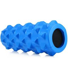 EVA Foam Roller Grid Physio Pilates Yoga Gym Exercise Trigger Point Massage