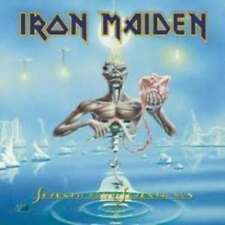 IRON MAIDEN SEVENTH SON OF A SEVENTH SON CD NEW