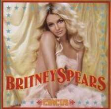SPEARS BRITNEY CIRCUS (DELUXE VERSION) CD + DVD NEW