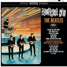 BEATLES THE SOMETHING NEW THE U.S. ALBUMS CD NEW