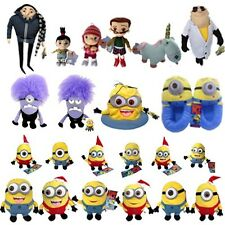 Despicable Me Character Plush Toy Stuffed Animal Minions Unicorn Gru Agnes ETC