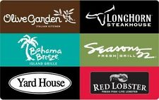 Red Lobster® Gift Card - $25, $50 or $100 - Email delivery
