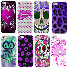 pictured gel case cover for apple iphone 5 mobiles c24 ref