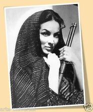 MARIA FELIX - MEXICAN REVOLUTION REBOZO PRINT POSTER MOVIES MEXICO ACTRESS