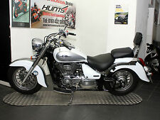 Suzuki VL800 Intruder. 1 Owner. JUST 2,138 MILES FROM NEW!