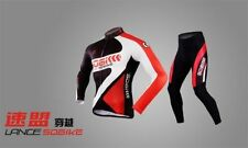 Sobike Cycling Suits Men's Long Sleeve Jersey & Tights Pants-Time Travel