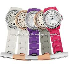 HENLEY NURSES DOCTORS BEAUTICIAN FOB WATCH CRYSTAL BEZEL