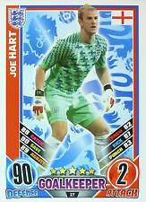 MATCH ATTAX EURO STARS 2012 IRELAND Edition - ENGLAND - to the select - TOPMINT