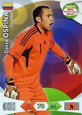 PANINI ROAD TO FIFA WORLD CUP BRAZIL 2014 - COLOMBIA - Single Cards or Set