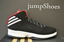 adidas Mad Handle 2 basketball shoes black white red NEW C75579 + gift